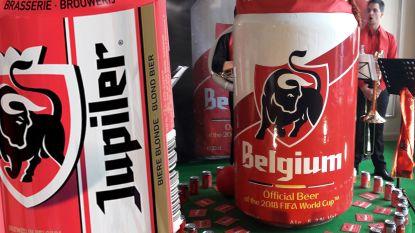 Merknaam 'Jupiler' verdwijnt voor even: vanaf nu drinken we 'Belgium'