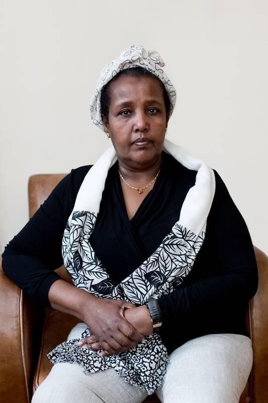 Sara Mahamud.
