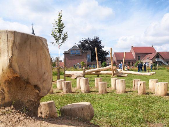Vorige week nog werd het natuurspeelpark in Everbeek in gebruik genomen. Elst wordt allicht de volgende deelgemeente die er een krijgt.