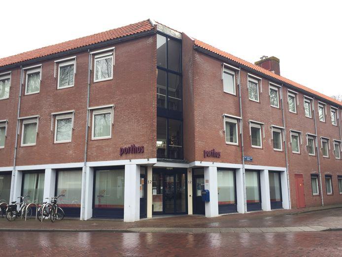 Het University College Roosevelt huurt het oude pand van Porthos in de Sint Sebastiaanstraat via een aan de Universiteit van Utrecht gelieerde stichting, die het pand kocht van de gemeente Middelburg. In het pand komt de opleiding Engineering.