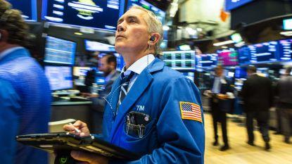 Rode cijfers op Wall Street