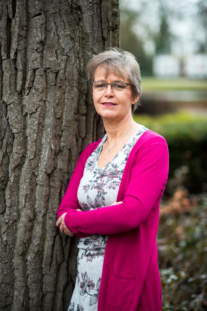 Yvonne van Mastrigt.