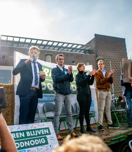 Gelderland bevriest strenge stikstofmaatregelen voor boeren tot december