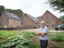 Eeuwenoude manege Holthuizen gered