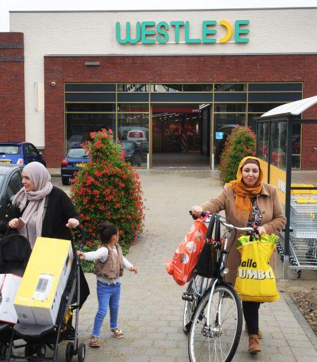 Bezoekers vinden nieuw winkelcentrum Westlede 'mooier dan verwacht'