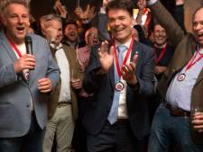 Bredaas links-liberale college blijkt solide club en tikt veel besluiten af