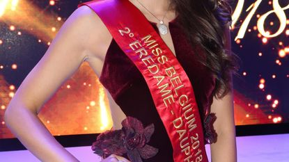 Dhenia Covens (24) tweede eredame Miss België