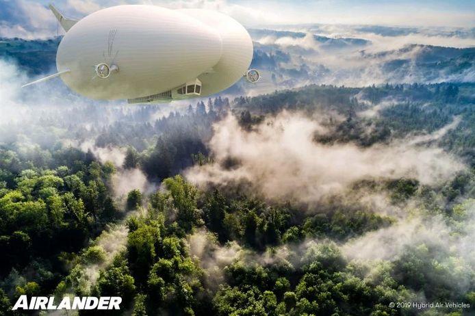 De Airlander 10
