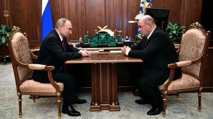 Volledige Russische regering neemt ontslag, Poetin stelt hoofd federale belastingdienst voor als nieuwe premier