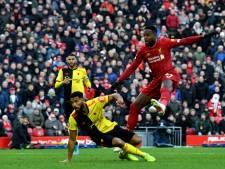 Assist pour Origi, doublé pour Salah: la promenade continue pour Liverpool
