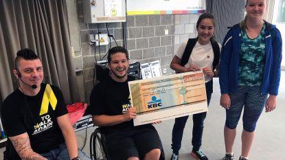 Benefietwedstrijden SILA leveren 1.000 euro op