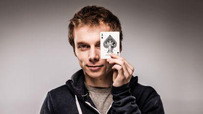 """Goochelaar Nicholas tracht vooral zijn vriendin te verbazen: """"Maar ik kan haar niet blijven lastigvallen met dezelfde trucjes"""""""