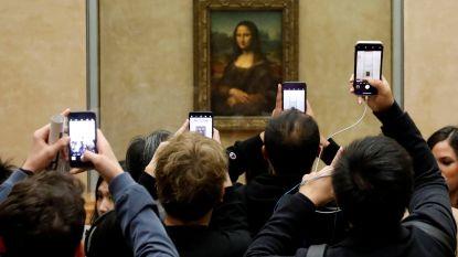 Mona Lisa hangt na renovatie van Salle des Etats weer op haar vaste plek
