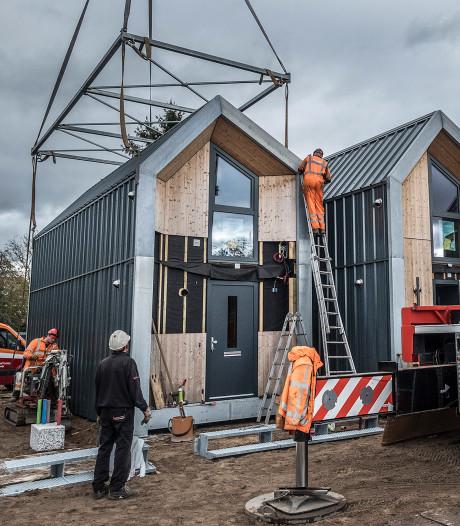 SGP wil 'tiny houses' in Bleskensgraaf