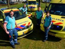Ambulanceteam Eersel naar EK: 'We willen vooral leren van elkaar'