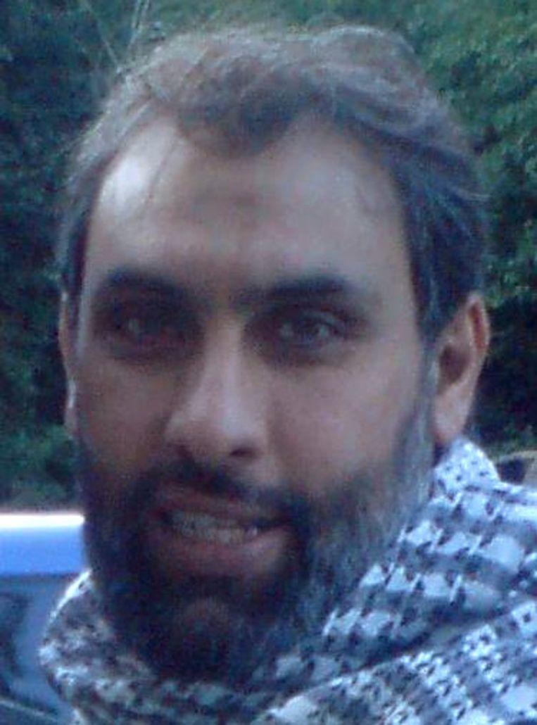 Djamel Beghal. Beeld null