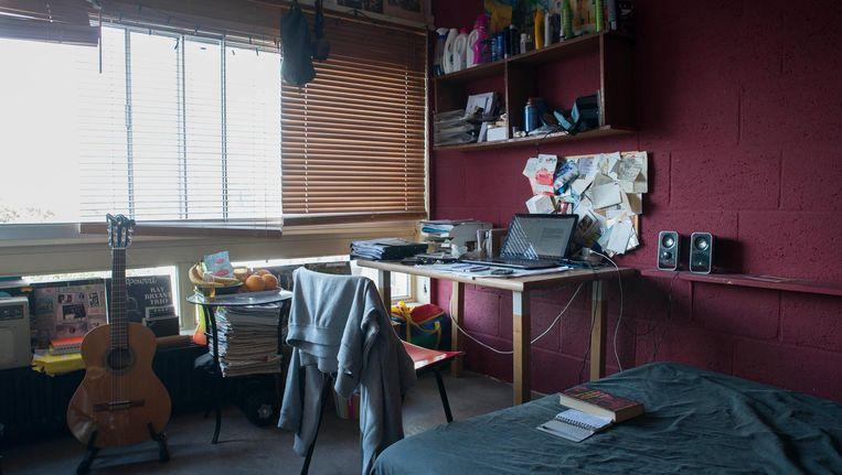 In Amsterdam is een tekort van 9400 kamers voor studenten Beeld Charlotte Odijk