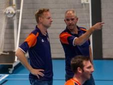 Trainersduo helpt volleyballers van Avior in rustig vaarwater