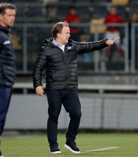 De Graafschap-trainer Snoei: 'Almere-spits Venema door ons niet te betalen'