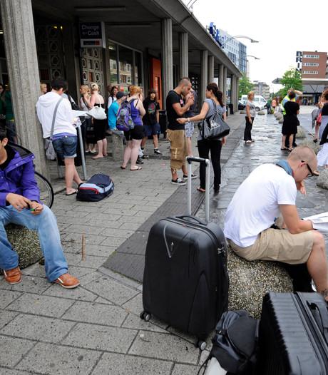 'Ruim 600 treinstoringen in Twente in 2017'