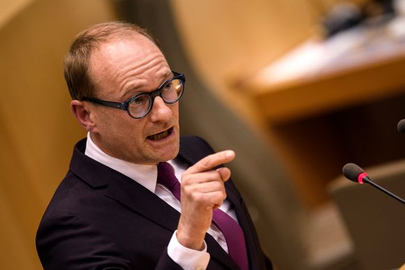 Ben Weyts (N-VA), minister van Vlaamse Rand.