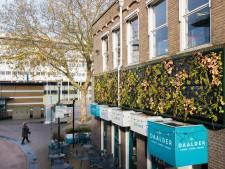 Voor tuintje op hoogte in de binnenstad van Apeldoorn is geen gietertje nodig