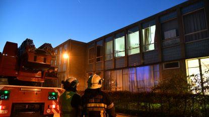 Brandje door kaars in Sint-Gabriëlcollege