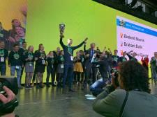 Eerste plek voor team van Zeeuwse vmbo'ers bij NK Skills Talents vakwedstrijden
