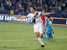 Ibrahimovic zinspeelt op terugkeer naar Spanje