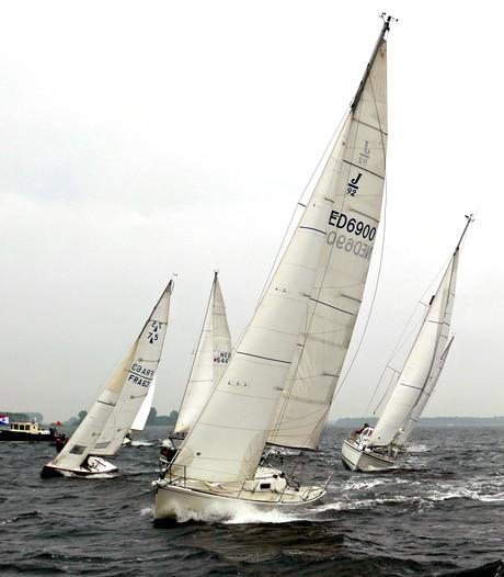 Watersportvereniging Arne speelt in op vraag naar winterse wedstrijden