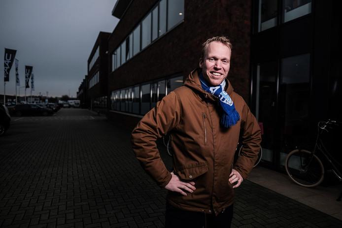 Sjoerd Weikamp: 'Met Veur Altied hebben we de ziel van De Graafschap blootgelegd'.