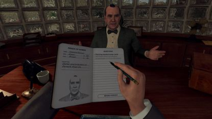 Bloed en palmbomen in 'L.A. Noire: The VR Case Files'