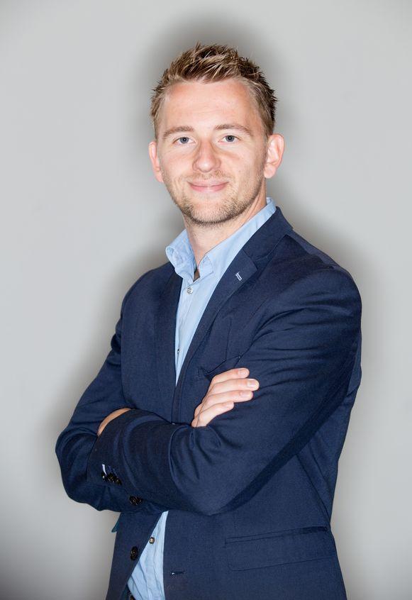 Simon November, woordvoerder van Test-Aankoop.