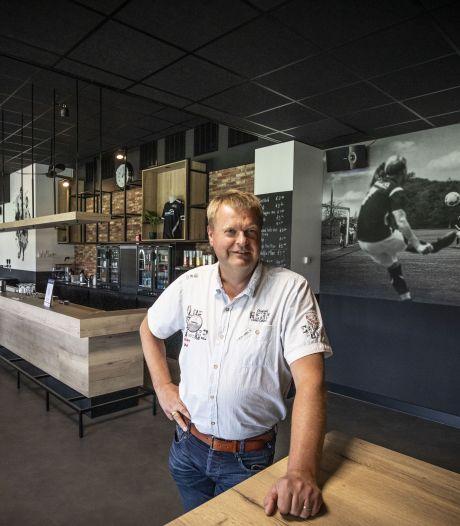 KOSC Ootmarsum neemt vernieuwd clubgebouw in gebruik