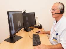 Beeldbellen nieuwe realiteit in Achterhoekse ziekenhuizen; straks duizenden gesprekken per jaar