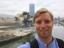 Van profsnowboarder naar bloggend ondernemer