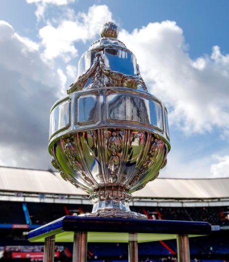 Loting KNVB-beker: Erp naar Barendrecht, OSS'20 tegen Ajax amateurs
