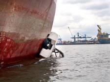 Investering in robot die zeeschepen een schone huid geeft