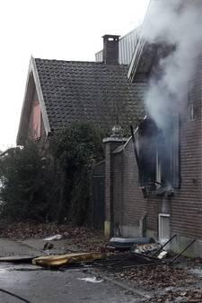 Brand in te koop staande woning aan Duizeldonksestraat in Helmond