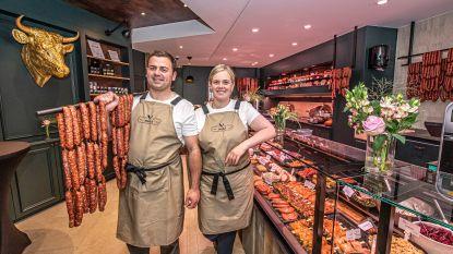 Slagerij Meat Xavier en Lieselot volledig vernieuwd, binnen enkele weken online bestellen en afhalen in versbox