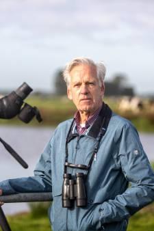 Cor Kes (80) is opperknotter, watermanager en vooral vogelaar: 'Ik verveel me nooit'
