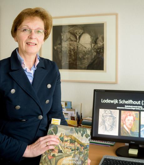 Lodewijk Schelfhout kreeg door Valkenswaardse Lisette Almering een gezicht