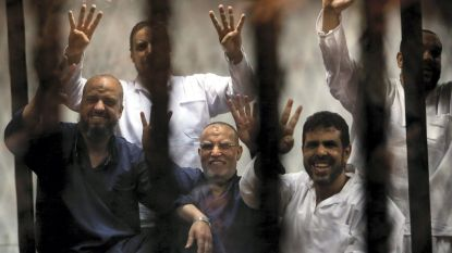 Egyptische rechtbank veroordeelt 75 islamisten tot de doodstraf