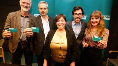 Groen stelt eerste lijsttrekkers voor en slaat 11.11.11-directeur Bogdan Vanden Berghe aan de haak