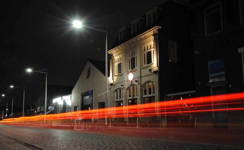 Café Burgemeester Jansen. Foto Ailsa Rainer