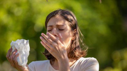 """Iedereen allergisch: """"Ik zie zelfs patiënten van 80 jaar die plots een allergie hebben"""""""