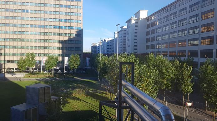 Strijp-S Eindhoven: 25 augustus begint al lekker warm.