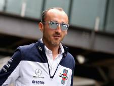 Kubica acht jaar na horror-ongeluk terug in F1