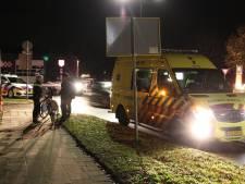 Fietser gewond bij aanrijding Rijssen in avondspits