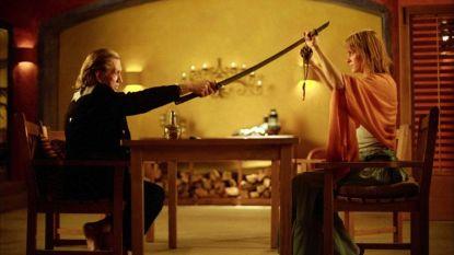 Tarantino heeft nog steeds plan voor 'Kill Bill 3'